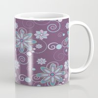 brooklyn Mugs featuring Brooklyn by HollyPop Designs