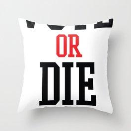 Vote Apocalypse Throw Pillow