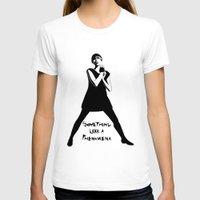 karen hallion T-shirts featuring Karen O Yeah Yeah Yeahs  by hello Malcolm