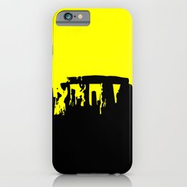 Stonehenge iPhone Case