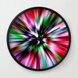 Splash 007 Wall Clock
