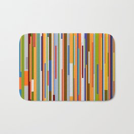 Abstract Composition 609 Bath Mat
