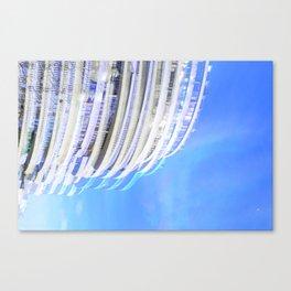 Cloudgate Canvas Print