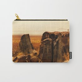Tularosa view Carry-All Pouch