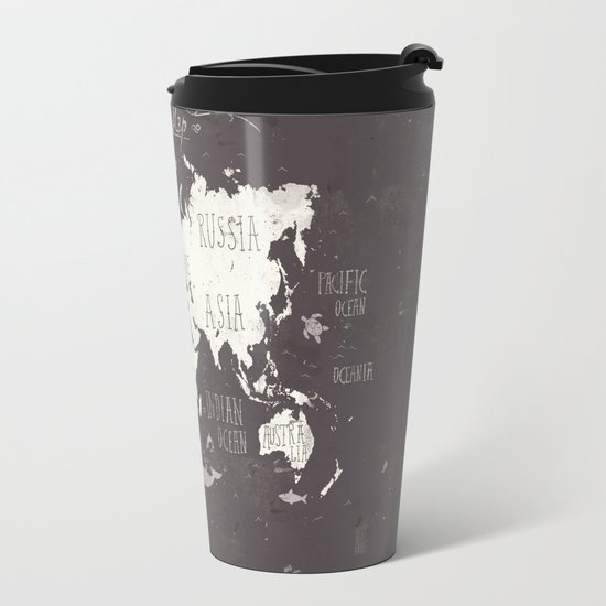 The world map travel mug by mikekoubou society6 sciox Image collections