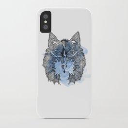 Wolfee iPhone Case