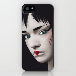 Geisha 2.0 iPhone Case