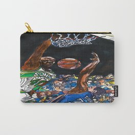 Posterized Carry-All Pouch