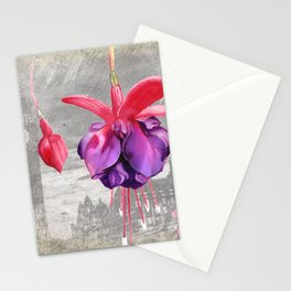 Macro Flower #7 Stationery Cards