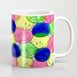 Kitty cuddles Coffee Mug