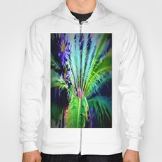 Tropical Plants and Flowers Hoody