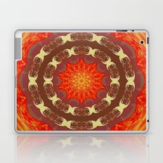 Sun Mandala Laptop & iPad Skin