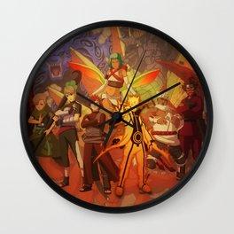 jincuriki bijuu Wall Clock