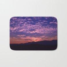 SW Mountain Sunrise - II Bath Mat
