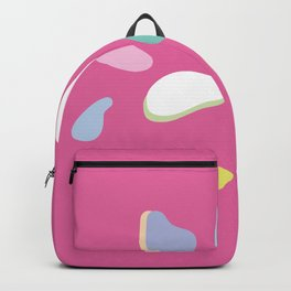 The Pink Poster Backpack
