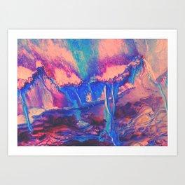 Abstruso#1 Art Print