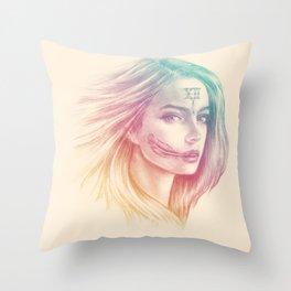 Final Hour Throw Pillow