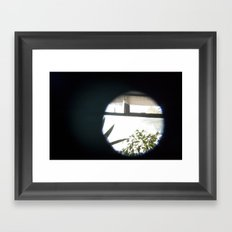 Camera Obscura Framed Art Print
