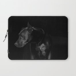 The black dog 7 Laptop Sleeve