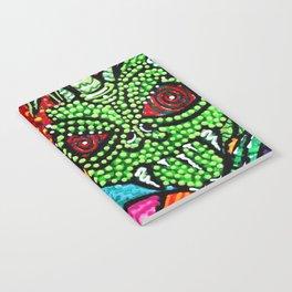Chupacabra Loves Strawberry Melon Notebook