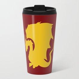 Pendragon Crest Travel Mug