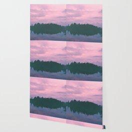 Rose island sunsets Wallpaper