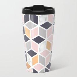 Marble & Geometry 049 Travel Mug