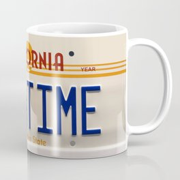 California Out A Time Coffee Mug