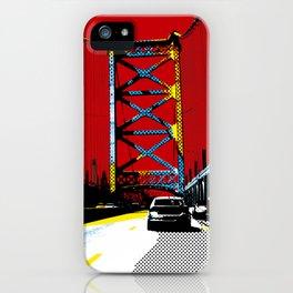 Ben Franklin Bridge #1 iPhone Case