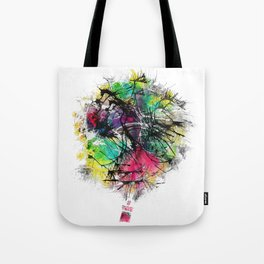 #NewMexicoTRUE Balloon Tote Bag