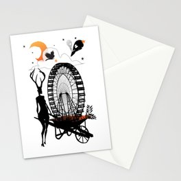 Lightning, The Load Stationery Cards