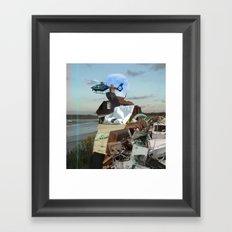 Lost Memories 2 Framed Art Print