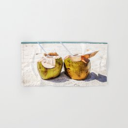 Coconut Rum Hand & Bath Towel