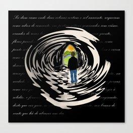Desejo Canvas Print