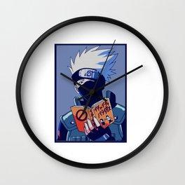 Ninja - Icha Icha Tactics Wall Clock