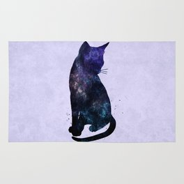 Galactic Cat Rug