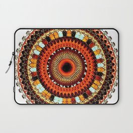 Autumn Mandala Laptop Sleeve