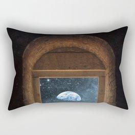 DOOR TO THE UNIVERSE Rectangular Pillow