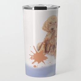 Puppies Travel Mug