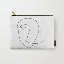 Different Smile Carry-All Pouch
