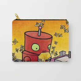 Robot - The Apiarist Carry-All Pouch