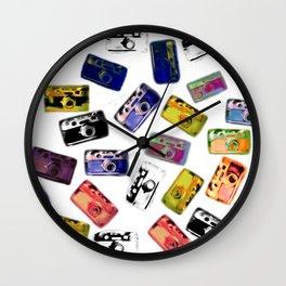 old messsucher Wall Clock