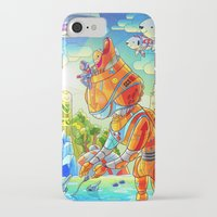 friendship iPhone & iPod Cases featuring Friendship by Alejandro Ovalles aka JAOC