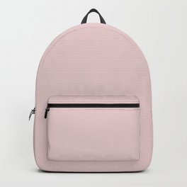 Stylish grayish pink. Backpack