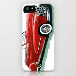 48 Pontiac Silver Streak iPhone Case