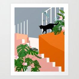 Ixtlan Art Print
