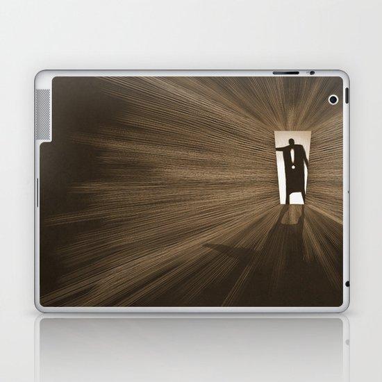 Hurry Laptop & iPad Skin