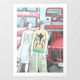 brits Art Print