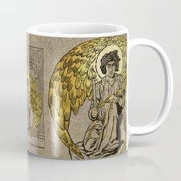 The Raven. 1884 edition cover Coffee Mug