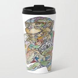 Year of the Monkey  Travel Mug
